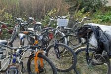 Çalıntı 33 bisikletin sahibini aranıyor