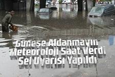 Meteorolojiden Sakarya için sel uyarısı