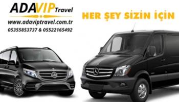 ADAVIP Travel ile Her Şey Sizin İçin
