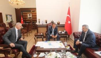 Vali Kaldırım'dan yeni OSB müjdesi