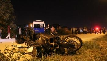 Kazada ağır yaralanan polis memuru şehit oldu